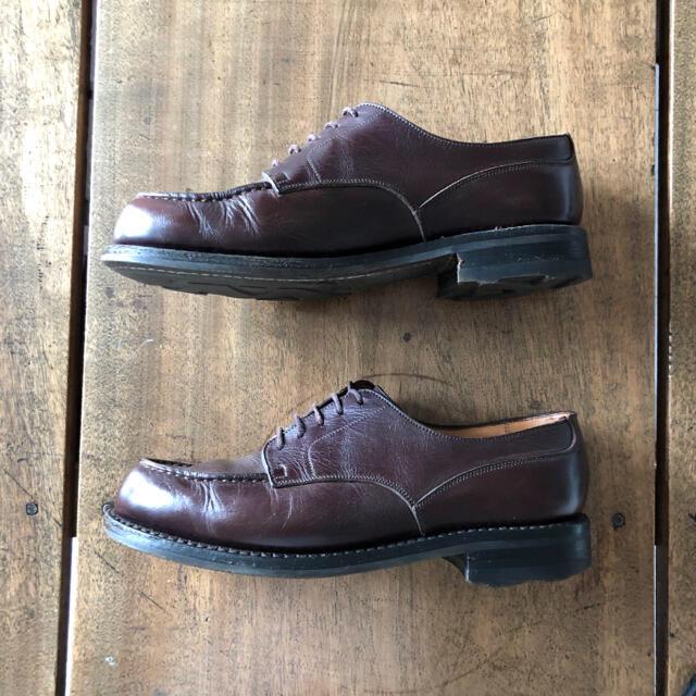 J.M. WESTON(ジェーエムウエストン)のゴルフ ジェイエムウェストン 5B メンズの靴/シューズ(ドレス/ビジネス)の商品写真