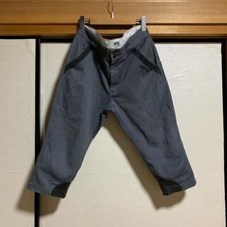 コムデギャルソン(COMME des GARCONS)の日本製 09s' Cdg×Dickies design cropped(ワークパンツ/カーゴパンツ)