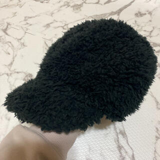 シマムラ(しまむら)のしまむら ファー帽子 キャスケット(ニット帽/ビーニー)