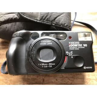 キョウセラ(京セラ)のKYOCERA ZOOMTEC90 フィルムカメラ(フィルムカメラ)