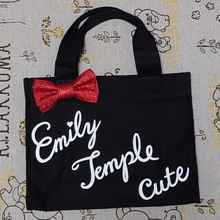 エミリーテンプルキュート(Emily Temple cute)のトートバッグ(トートバッグ)