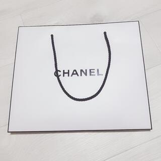 シャネル(CHANEL)の♡CHANELショップ袋♡(ショップ袋)