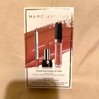 マークジェイコブス(MARC JACOBS)のマークジェイコブス  リップコスメセット MARC JACOBS(口紅)