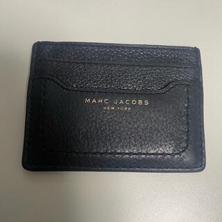 マークジェイコブス(MARC JACOBS)のマークジェイコブス パスケース(名刺入れ/定期入れ)