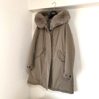WOOLRICH - 別注 WOOLRICH×TOMORROWLAND KEY STONE PARKA