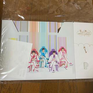 King & Prince SWEET GARDEN ファイルBOX(アイドルグッズ)
