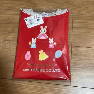 ミキハウス(mikihouse)の天使様専用 ミキハウス うさこ トレーナー 120(Tシャツ/カットソー)