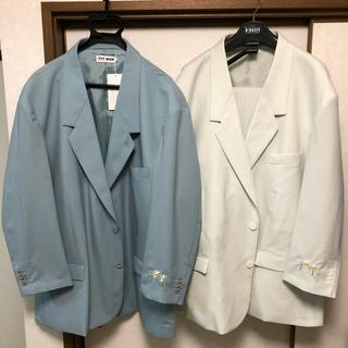 """ジョンローレンスサリバン(JOHN LAWRENCE SULLIVAN)のttt msw 20ss """"Wool jacket""""(テーラードジャケット)"""