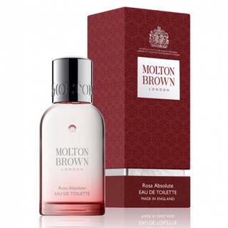 MOLTON BROWN - 【新品未使用】モルトンブラウン ローザアブソリュート オードトワレ 50ml