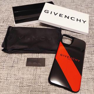 ジバンシィ(GIVENCHY)のけいちん様専用 GIVENCHY ジバンシー  新品未使用 iPhone11(iPhoneケース)
