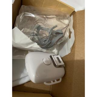 携帯に! 最小最軽量 超音波式吸入器 ネブライザー インフルエンザウィルス対策(加湿器/除湿機)
