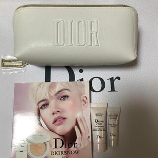 ディオール(Dior)のDior コスメポーチ サンプルセット(ポーチ)