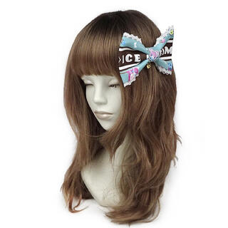 アンジェリックプリティー(Angelic Pretty)のIce Cream Parlorバレッタ(バレッタ/ヘアクリップ)