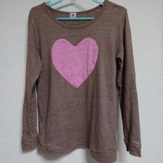 ラフ(rough)のロングTシャツ(my heart paradise)(Tシャツ(長袖/七分))