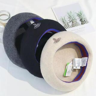 アメリヴィンテージ(Ameri VINTAGE)の土星 ベレー帽(ハンチング/ベレー帽)