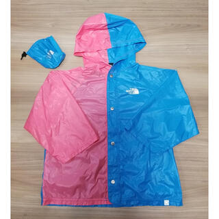 THE NORTH FACE - THE NORTH FACE キッズ レインコート(24)