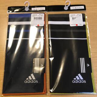 アディダス(adidas)のアディダス 2枚 ハンカチ バンダナ ランチクロス お弁当包み メンズ 男の子(弁当用品)