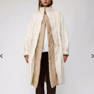 マウジー(moussy)のmoussy reversible puffer mod's coat(モッズコート)