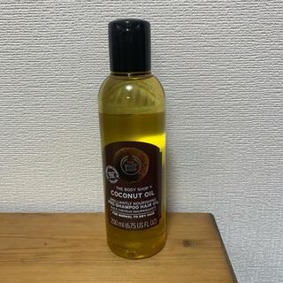 ザボディショップ(THE BODY SHOP)のボディショップ ココナッツオイル ヘアオイル 200ml(オイル/美容液)
