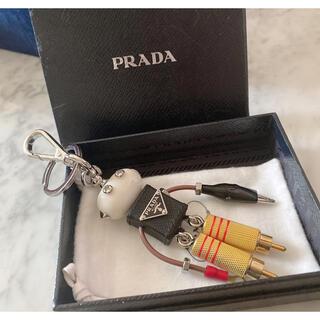 プラダ(PRADA)の新品未使用PRADA キーホルダー(キーホルダー)