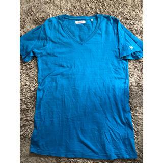 ハリウッドランチマーケット(HOLLYWOOD RANCH MARKET)のハリランVネックシャツ(Tシャツ/カットソー(半袖/袖なし))