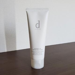 ディープログラム(d program)の資生堂 dプログラム エッセンスイン クレンジングフォーム 洗顔(洗顔料)