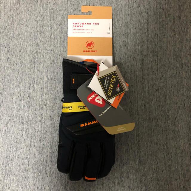 Mammut(マムート)のNordwand Pro Glove グローブ スキー手袋 サイズ8 スポーツ/アウトドアのスノーボード(ウエア/装備)の商品写真