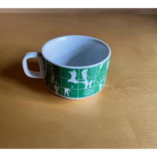 フューチュララボラトリーズ(FUTURA LABORATORIES)のFutura laboratories マグカップ 美品 ビンテージ(グラス/カップ)