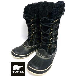 ソレル(SOREL)のソレル SOREL ウィンターブーツ / スノーブーツ US7(24cm相当)(ブーツ)