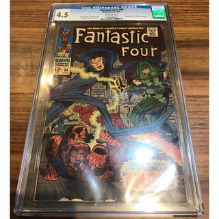 マーベル(MARVEL)のアメコミ Fantastic four #65 CGC マーベル スパイダーマン(アメコミ/海外作品)