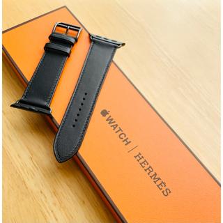Apple Watch - AppleWatch Hermès シンプルトゥールレザーストラップ【新品】