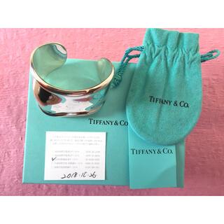 ティファニー(Tiffany & Co.)の専用tiffany ティファニー ボーンカフ スモール Mサイズ 右手用(ブレスレット/バングル)