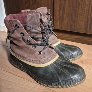 ソレル(SOREL)のSOREL シャイアン 27cm ウィンターブーツ(ブーツ)