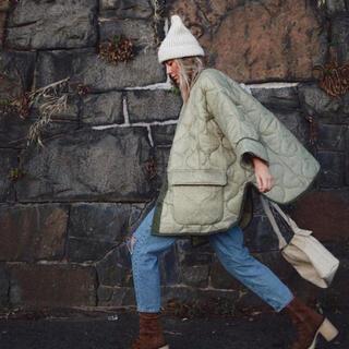 ロンハーマン(Ron Herman)の新品未使用☆the frankie shop キルティングコート(ミリタリージャケット)