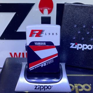 ジッポー(ZIPPO)の Zippo by YAMAHA未使用ヤマハFZ750バイク2000年ビンテージ(タバコグッズ)
