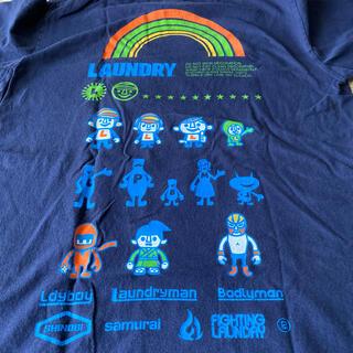 ランドリー(LAUNDRY)のlaundry Tシャツ サイズM(Tシャツ/カットソー(半袖/袖なし))