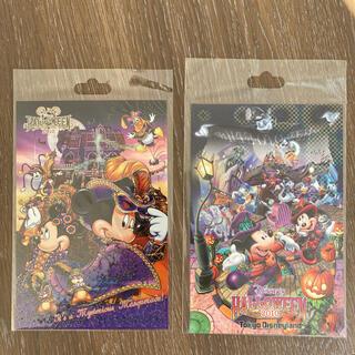 Daisy - ディズニー 2010年ハロウィンポストカード 2枚まとめて