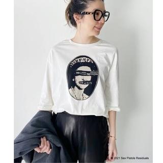 アパルトモンドゥーズィエムクラス(L'Appartement DEUXIEME CLASSE)のL'Appa【GOOD ROCK SPEED】Rock-Tsh Pistloes(Tシャツ(長袖/七分))