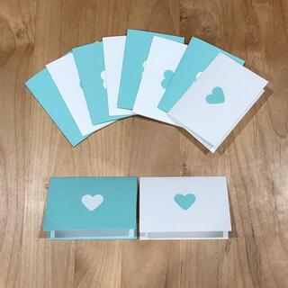 メッセージカード 10枚(カード/レター/ラッピング)