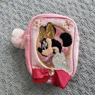 ミニーマウス(ミニーマウス)の新品、未使用 Minnie Mouse ポーチ(ポーチ)