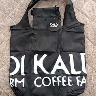 KALDI カルディ エコバッグ 新品 未使用 袋(エコバッグ)