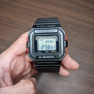 ジーショック(G-SHOCK)のCASIO G-5500 タフソーラー カシオ(腕時計(デジタル))