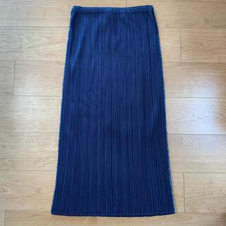 プリーツプリーズイッセイミヤケ(PLEATS PLEASE ISSEY MIYAKE)のPLEATS PLEASE  プリーツプリーズ スカート(ロングスカート)