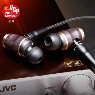 ビクター(Victor)のVictor JVC HA-FX1100 WOODシリーズ ブラック(ヘッドフォン/イヤフォン)