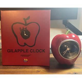 アンダーカバー(UNDERCOVER)のundercover ギラップルクロック(置き時計)(置時計)