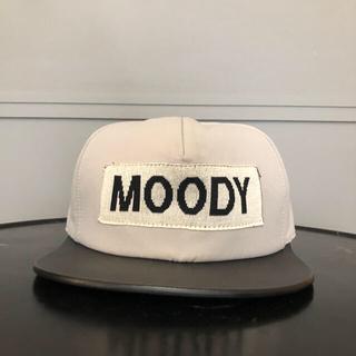 リックオウエンス(Rick Owens)のdrkshdw by rick owens ベースボールキャップ Moody ①(キャップ)