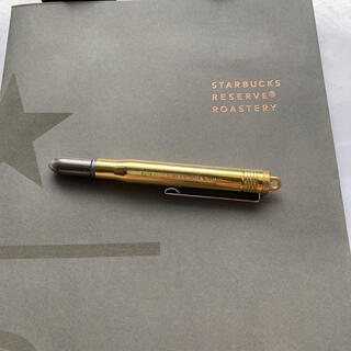Starbucks Coffee - スターバックス リザーブロースタリー東京 トラベラーズノート ブラスボールペン