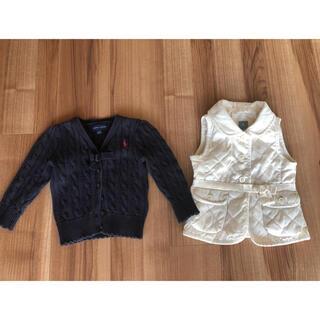 ラルフローレン(Ralph Lauren)のラルフローレン ギャップキッズ トップス二枚(Tシャツ/カットソー)