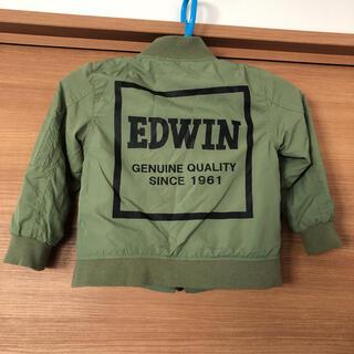 エドウィン(EDWIN)のEDWIN ジャケット 110(ジャケット/上着)