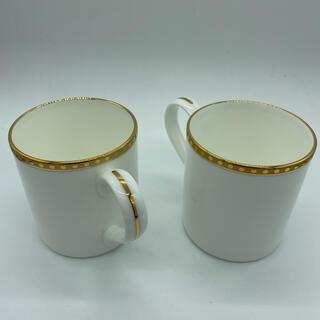 ティファニー(Tiffany & Co.)のティファニーペアマグカップ(グラス/カップ)